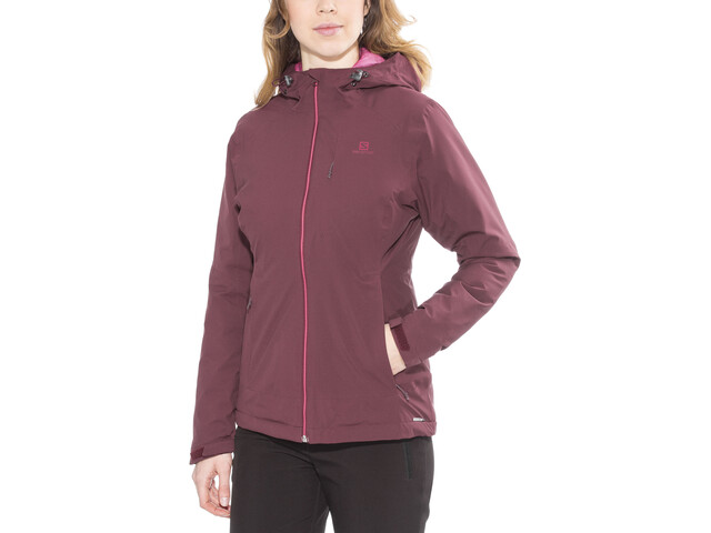 Salomon La Cote Insulated Veste Femme, fig